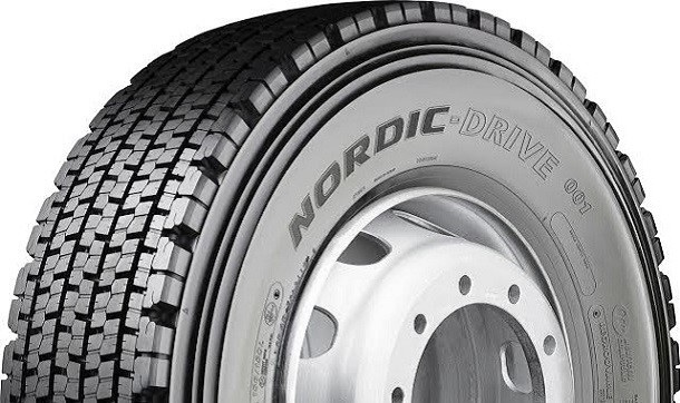 Bridgestone introduces their new Nordic-Drive 001 tyres for winter