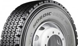 Bridgestone presenta sus nuevos neumáticos Nordic-Drive 001 de invierno
