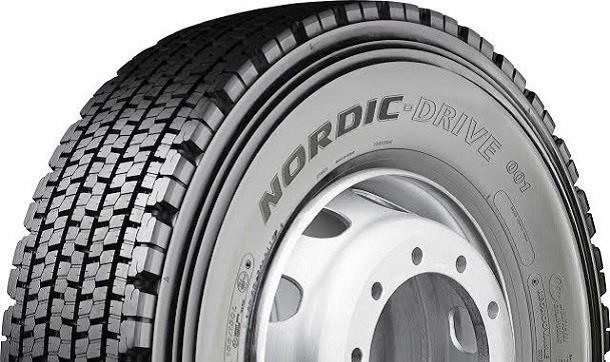Bridgestone apresenta seus novos pneus Nordico-Drive 001 para o inverno