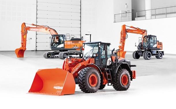 Hitachi launches new machines on the European market