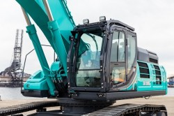 Kobelco sells their SK500LC-10 excavator