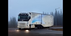 Volvo Trucks improves its Concept Truck