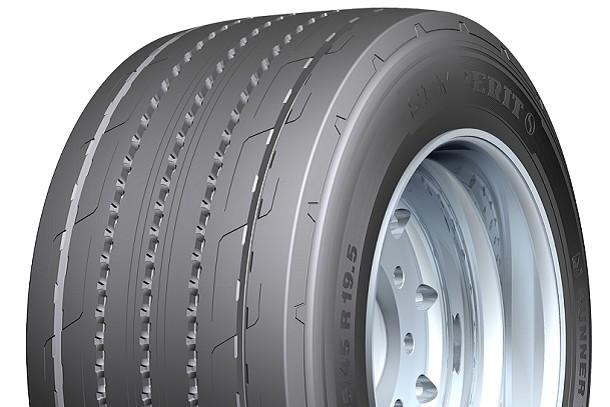 Les nouveaux pneus Semperit pour les remorques