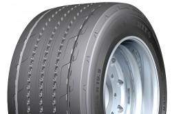 I nuovi pneumatici Semperit per i semirimorchi