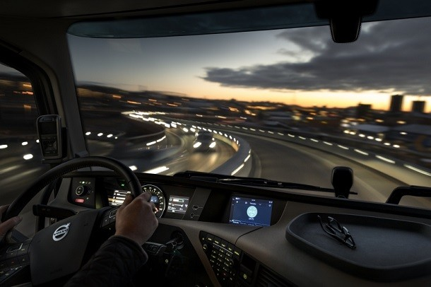 The new integrated system for services and infotainment by Volvo Trucks