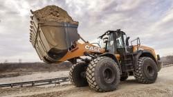 La cargadora de neumáticos de la serie G de CASE eleva la comodidad del operador a otro nivel