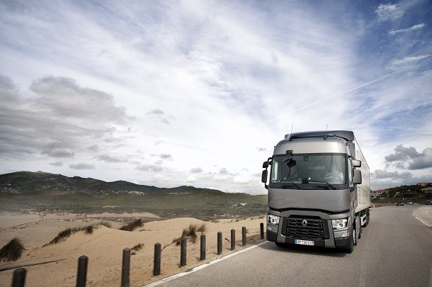 The Optifuel Challenge 2017 by Renault Trucks starts
