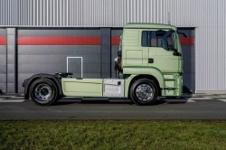MAN City-Truck : the latest electric truck by MAN Truck & Bus