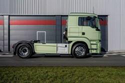 MAN City-Truck : la última novedad de los camiones eléctricos de MAN Truck & Bus
