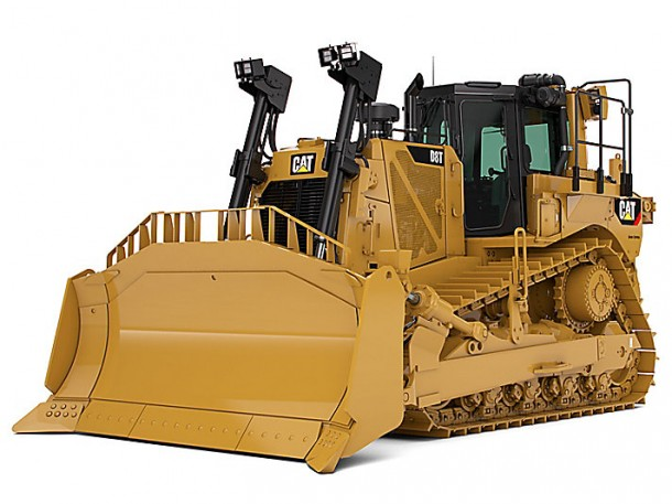 Caterpillar equips their D8T Cat tractor with new equipments to improve productivity and add capital gain