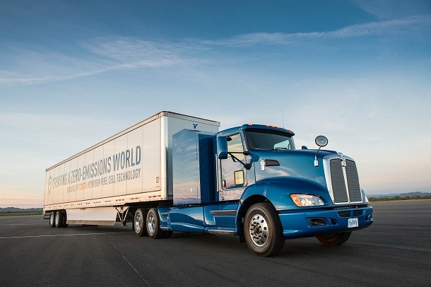 With Project Portal, Toyota wants to launch hydrogen trucks