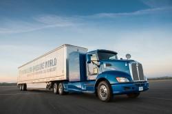 Mit Portal möchte Toyota den Lkw mit Wasserstoff einführen.