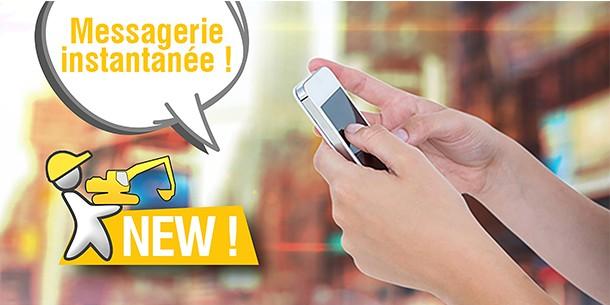Oui, Europe-TP.com l'a Fait ! Nouvelle messagerie instantanée en ligne