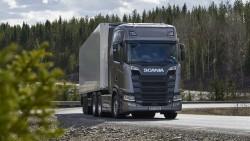 Foco nas novidades ligadas à Scania