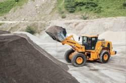 La cargadora HL965 : una nueva máquina en Hyundai