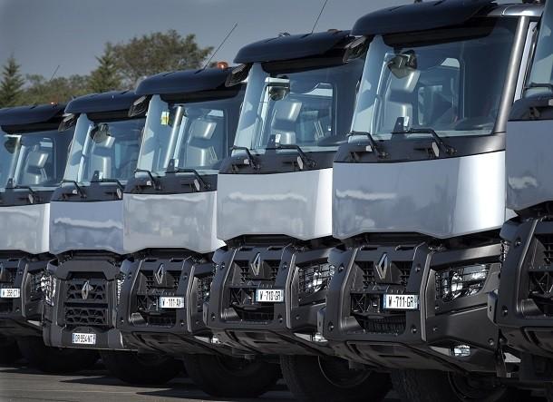 Renault Trucks startet in Chile eine neue T, C & K-Serie.