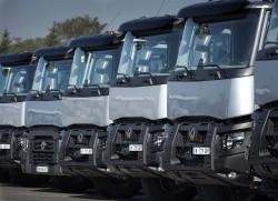 Renault Trucks naar Chili met de nieuwe T, C en K assortimenten