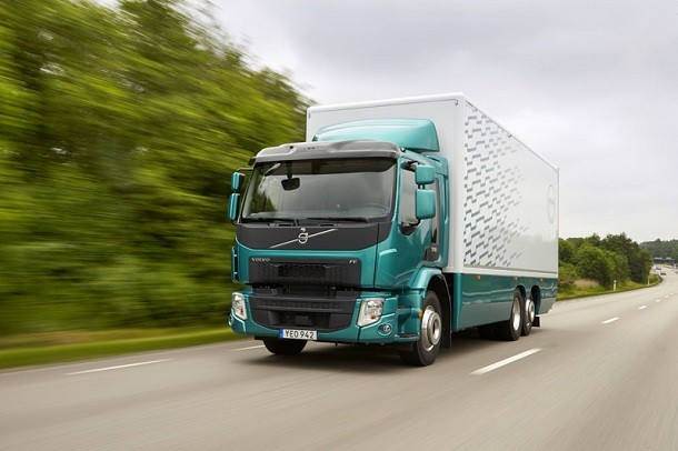 Powerful engine and new axle for the Volvo FE