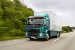 Motor mais potente e novo eixo para o Volvo FE