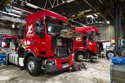 Véhicules d'occasion : du renouveau grâce à Renault Trucks