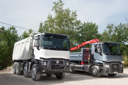 Renault Trucks : la nueva caja de cambios Optidriver Xtended