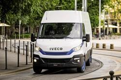 Daily Blue Power : la nouvelle gamme d'utilitaires Iveco pour les zones urbaines