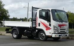 La nouvelle gamme M21 d'Isuzu Trucks