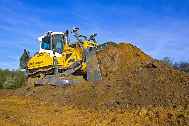 El nuevo bulldozer Liebherr PR 766 para la categoría de 50 toneladas