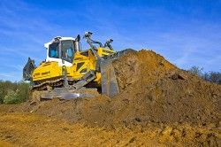 A nova bulldozer Liebherr PR 766 para a categoria de 50 toneladas