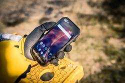 Le nouveau Smartphone durcit Cat S41 présenté à Batimat