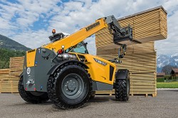 Telescopic handlers : Liebherr introduces their 8 new models