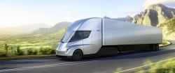 Tesla révèle son camion 100% électrique
