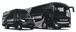 Iveco & All Blacks, eine erneute Partnerschaft.