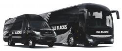 Iveco e os All Blacks: uma parceria que continua