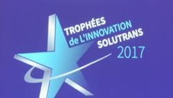 Prêmios de inovação Solutrans: os vencedores 2017