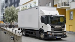 New Scania series : the L series, for urban areas