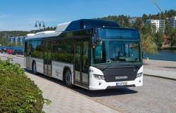 35 autobus Scania au gaz naturel pour l'agglomération de Grenoble