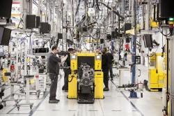Visiter l'usine moteurs de Renault Trucks à Lyon