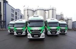 Iveco alcanza las 1000 unidades entregadas de su Stralis NP 400