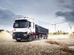T X-Road 460 : l'approche chantier sur mesure de Renault Trucks