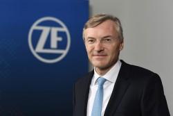 Ein neuer Vortandsvorsitzender beim Autozulieferer ZF