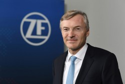 Um novo Presidente para a ZF