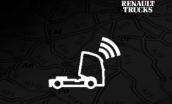 Renault Trucks propose Optifleet en version mobile