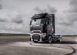 Le Renault Trucks T High Edition récompensé par un German Design Award