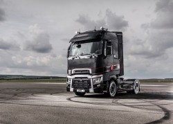A Renault Trucks T High Edition premiado pelo German Design Award