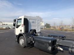 Renault Trucks bei der SITL: der Konstrukteur setzt auf CNG