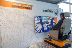 Case na Intermat 2018: exposições, simulações e espetáculos acrobáticos