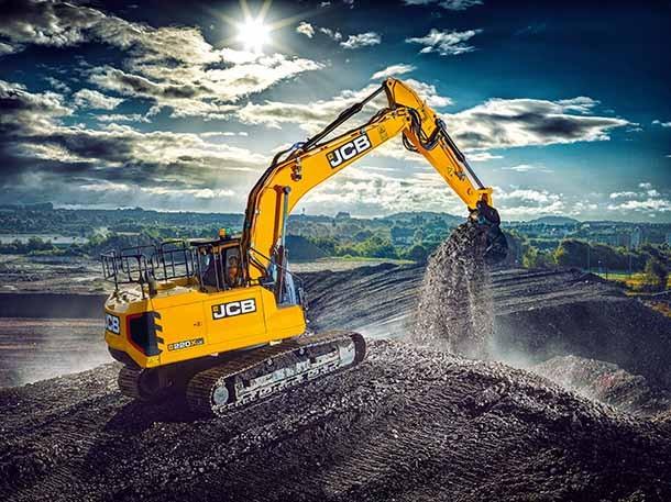 JCB : nuovi escavatori e miniescavatori all'avanguardia dell'innovazione
