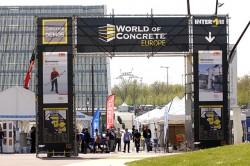 World Of Concrete Europe : le salon de la Filière Béton intégré à Intermat