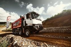 Renault Trucks : du nouveau à Intermat pour les métiers de la construction